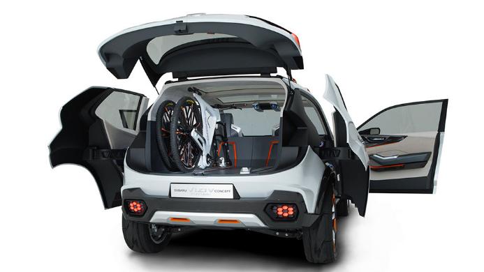 Subaru Motor Company Will Introduce New 2018 Subaru Viziv Is Their