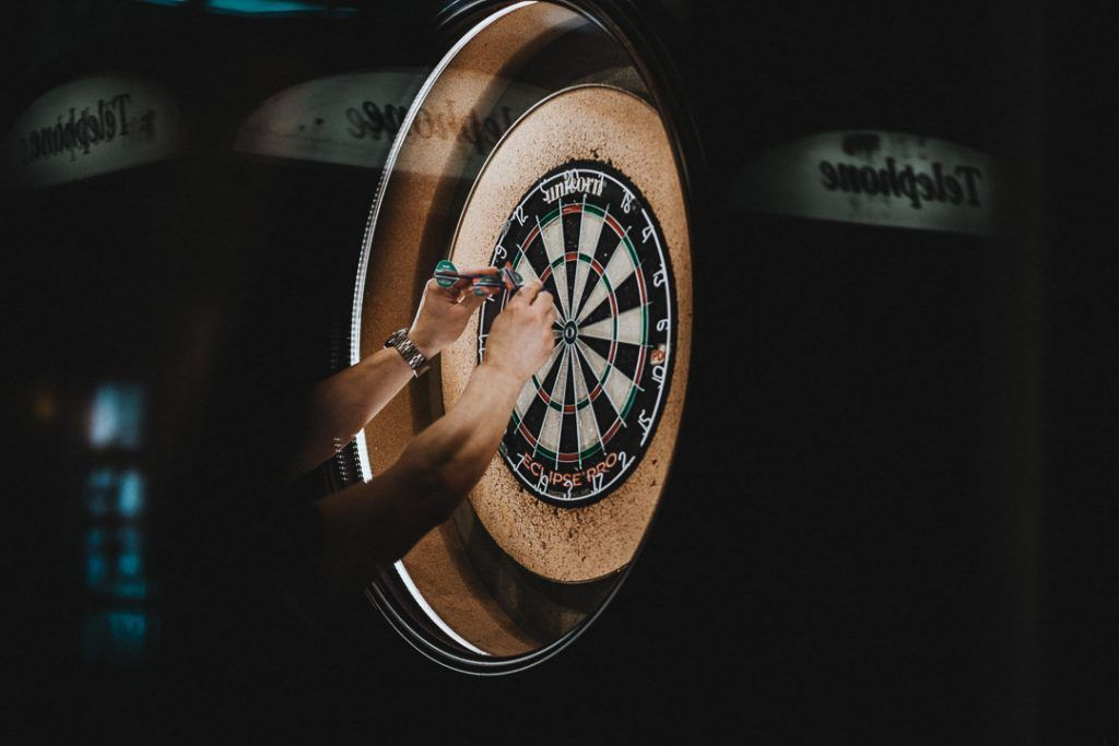 How To Throw Darts With Precision Step By Step Tactics For More