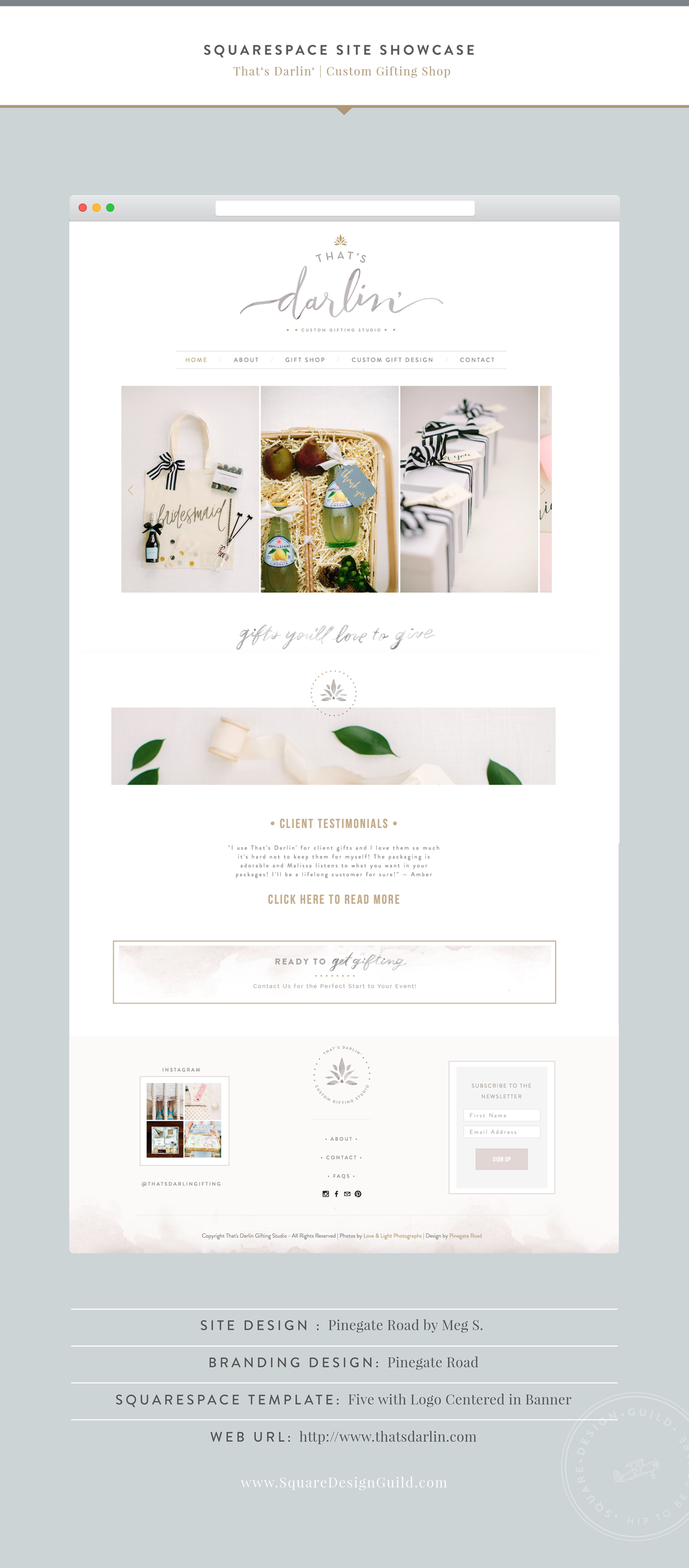 Squarespace design guild thats darlin by pinegate road five squarespace design guild thats darlin by pinegate road five template pronofoot35fo Gallery