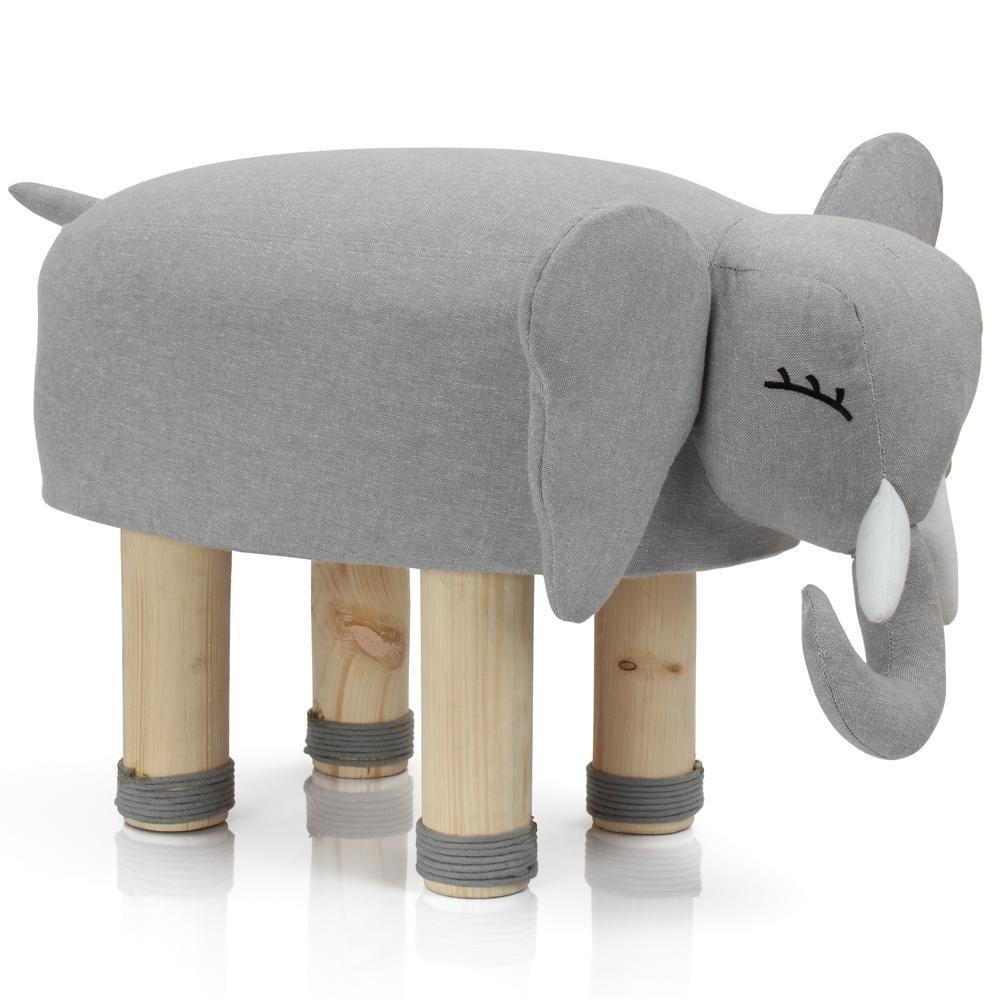 Eddie Elephant Stool Available At Lincove Com Nurserydecor
