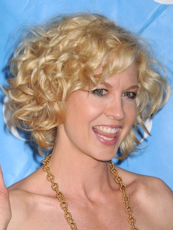 Hairstyles For Short Curly Hair Women and cool hairstyle