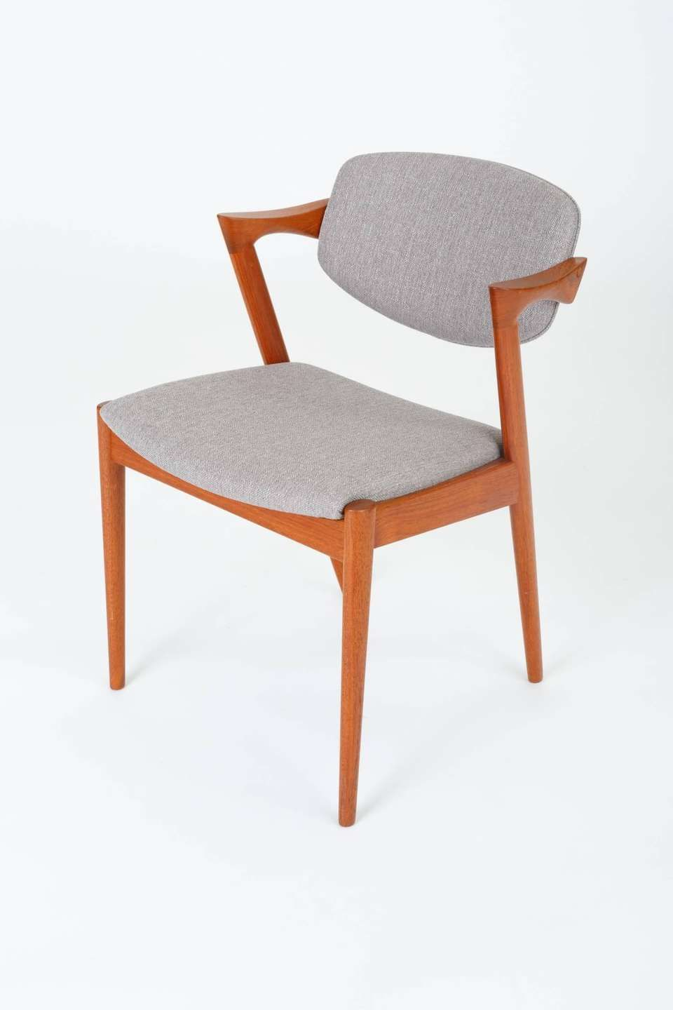 Danish Modern Dining Chairs For Sale For Sale On 1stdibs A Set Of Six Danish Modern Teak Dining