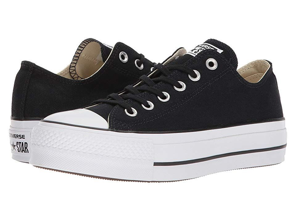 Converse Womens Chuck Taylor All Star Lift Shoe White