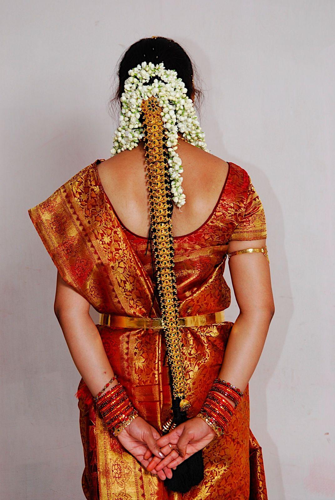 gold jada | moggina jade - jadai - pelli jada | indian