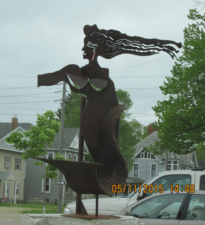 Mason city Iowa Sculpture walk 26 new art pieces now make ...
