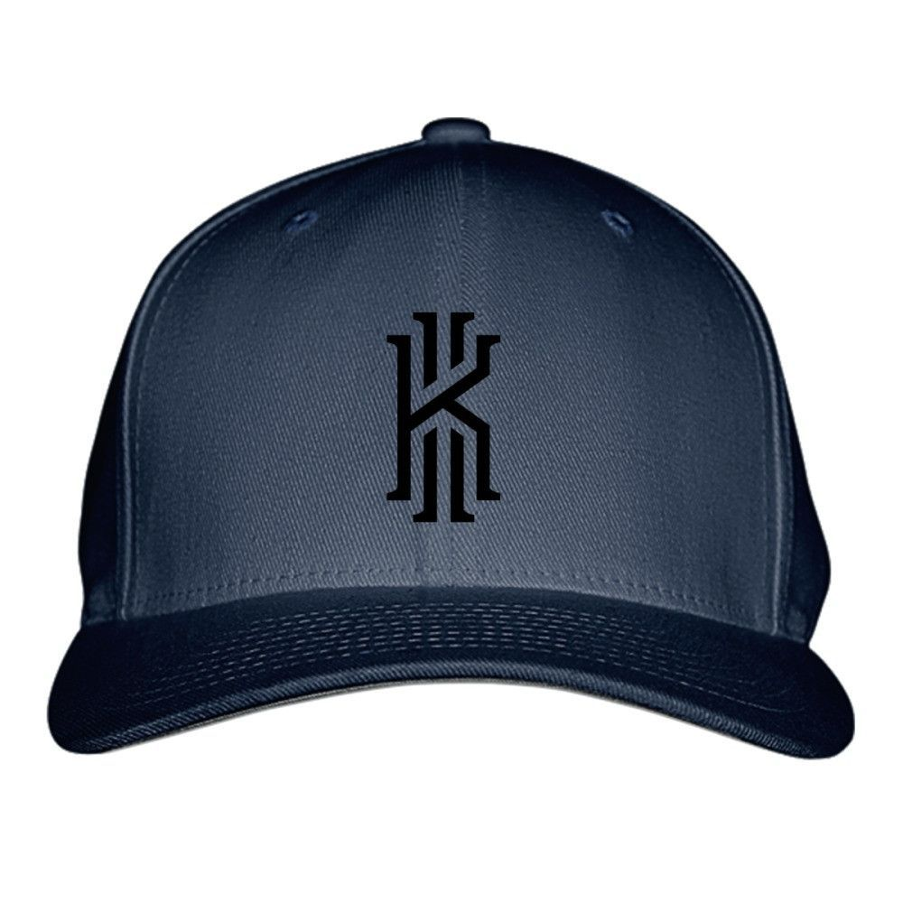 a256b0b770a7 Kyrie Irving Logo Embroidered Baseball Cap Cool Baseball Caps