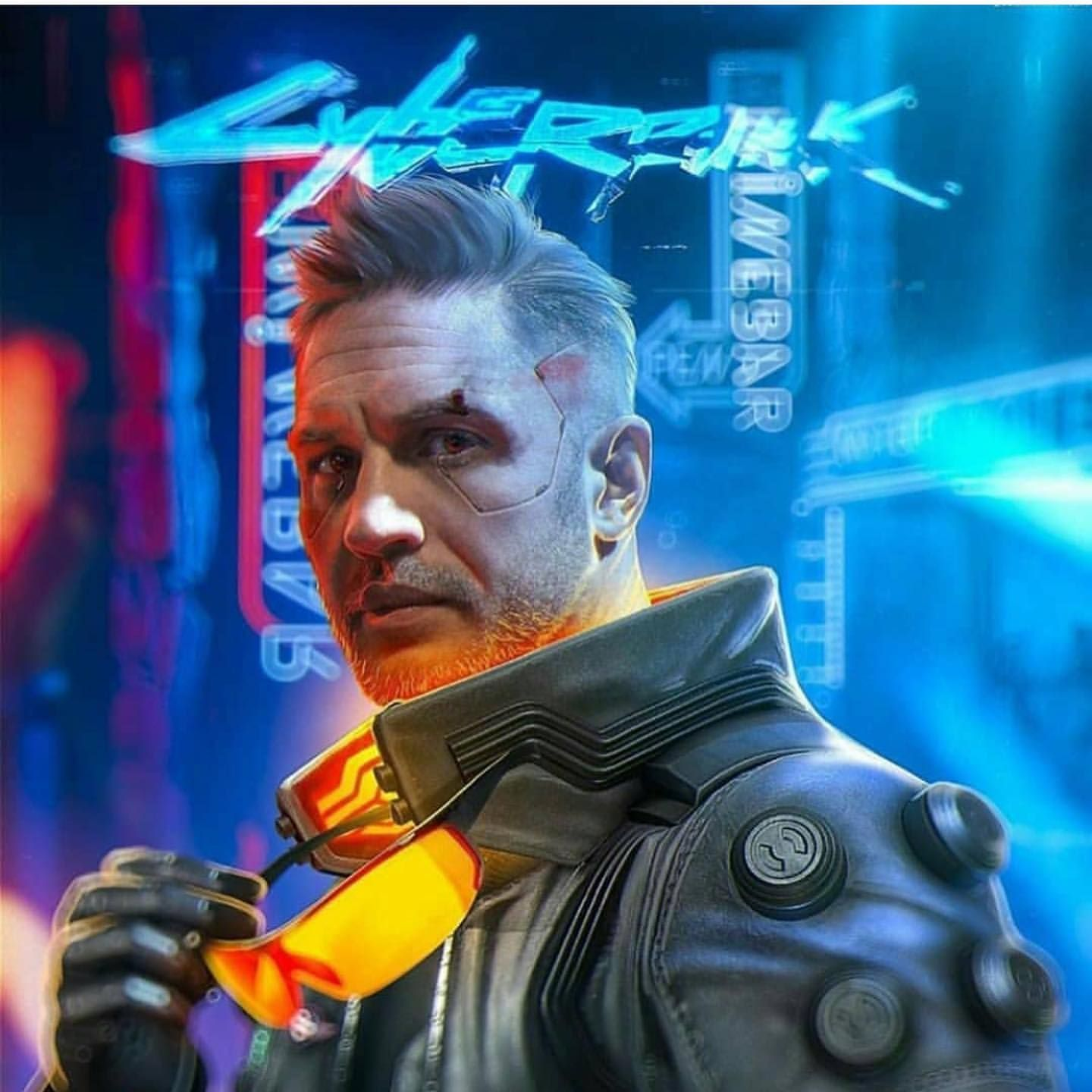 Cyberpunk 2077 looks awesome!Wish we could see more