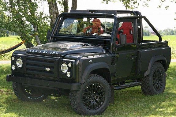 Land Rover Defender 90 Svx Soft Top Carros Kombi Olx