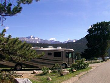 Moraine Park Campground Moraine Park Campground Camping In Pennsylvania