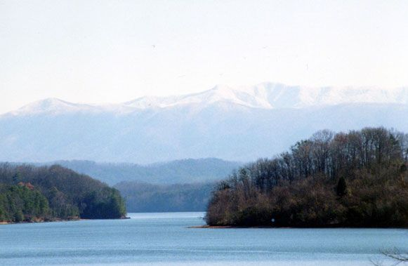 Fort Loudon Dam Places To Go Beautiful Places Beautiful Lakes
