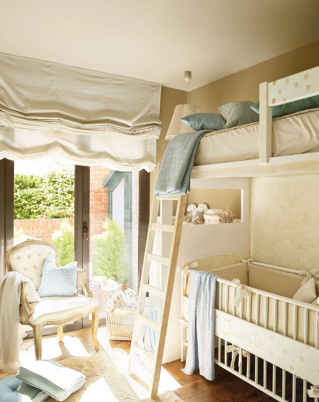 maxi ideas para mini habitaciones · elmueble.com · niños ... - Muebles Habitacion Ninos