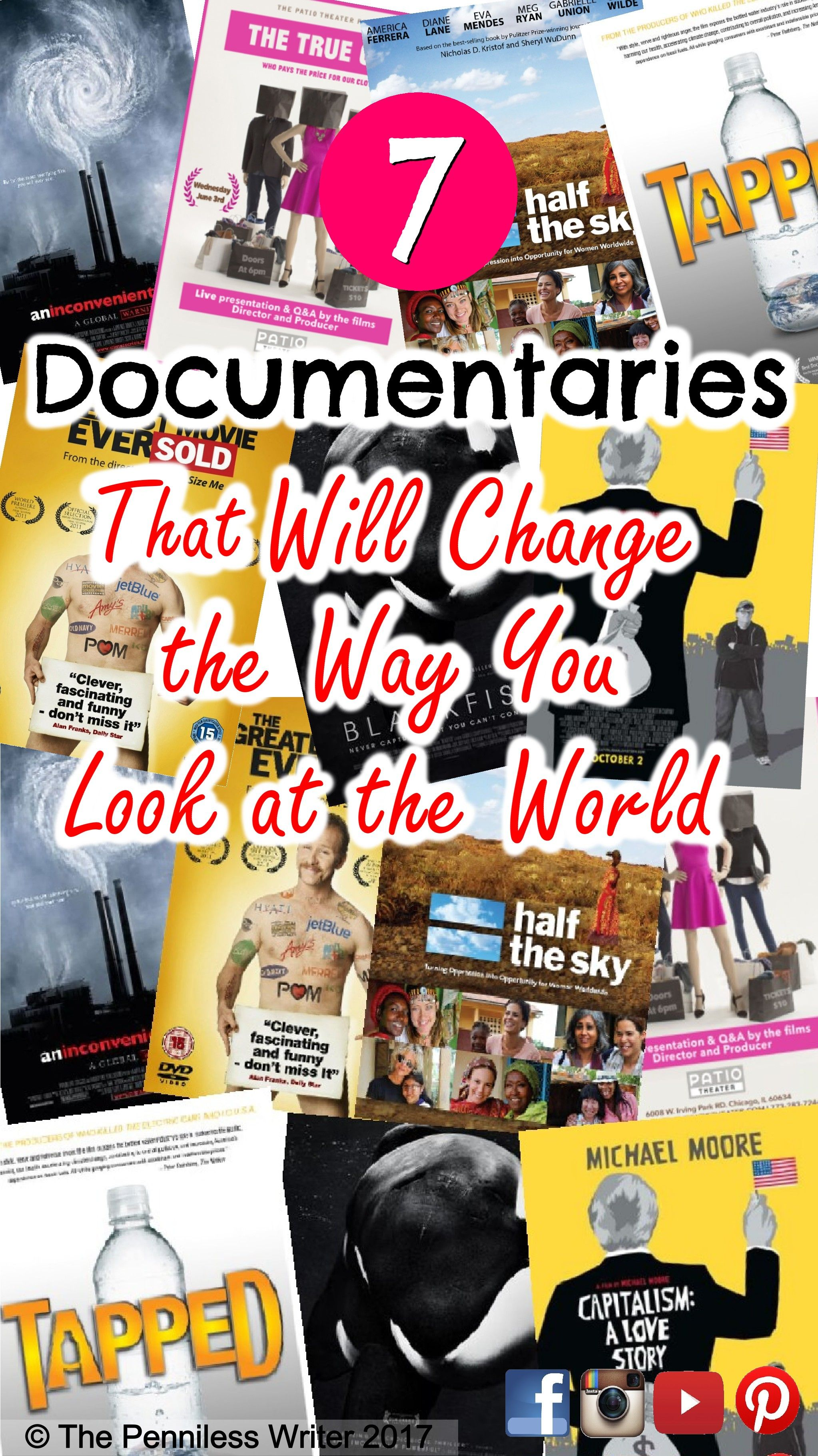 7 Documentaries That Will Change the Way You Think about Food