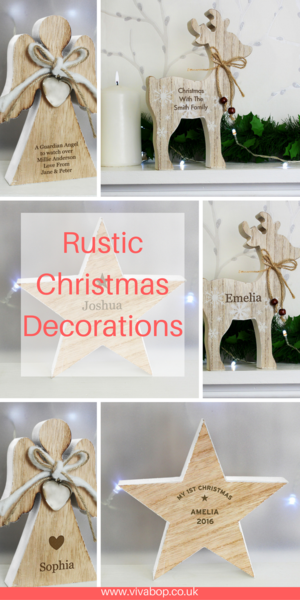 Brand New Rustic Christmas Decorations for Christmas 2016 | Rustic ...