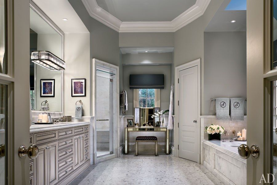 Yankees Pitcher C.C. Sabathia's New Jersey Home Photos | Architectural Digest