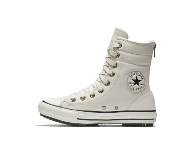 Converse Lunarlon Insole For Sale Converse Chuck Taylor All Star Leather And Faux Fur High Rise