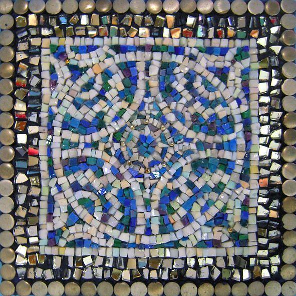 atelier de mosaïque gironde, babylon mosaic emilie baudrais | arte sacra