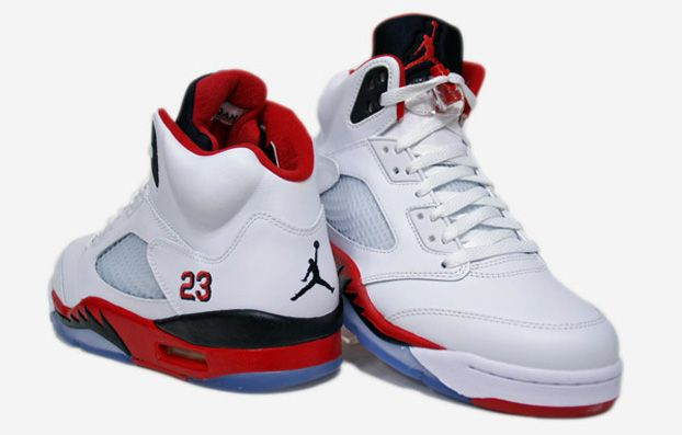 Timeless Classic Women'S Air Jordan Retro 5 A Sao Powder Shoes