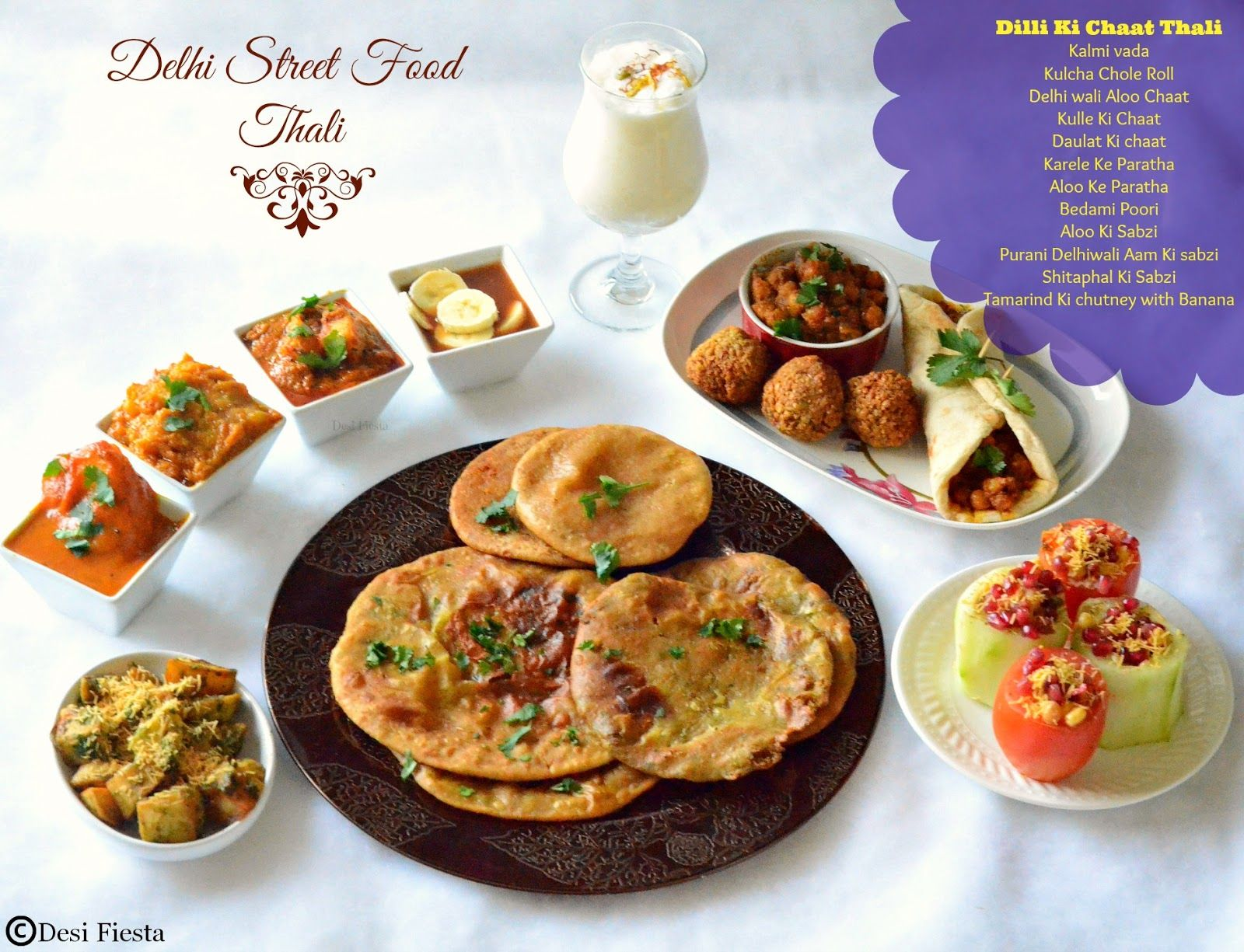 Delhi street food thali indian food pinterest street food delhi street food thali forumfinder Choice Image