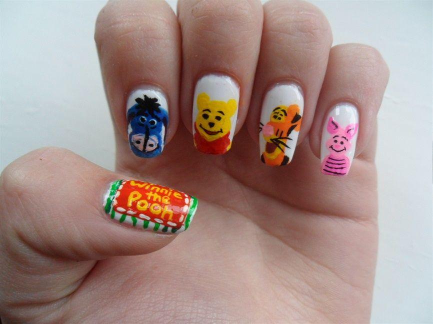Pin by Christina on Nail Art: General | Pinterest | Nail art ...