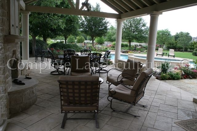 Complete Landsculpture | Dallas & Oklahoma City ... on Dfw Complete Outdoor Living id=33028