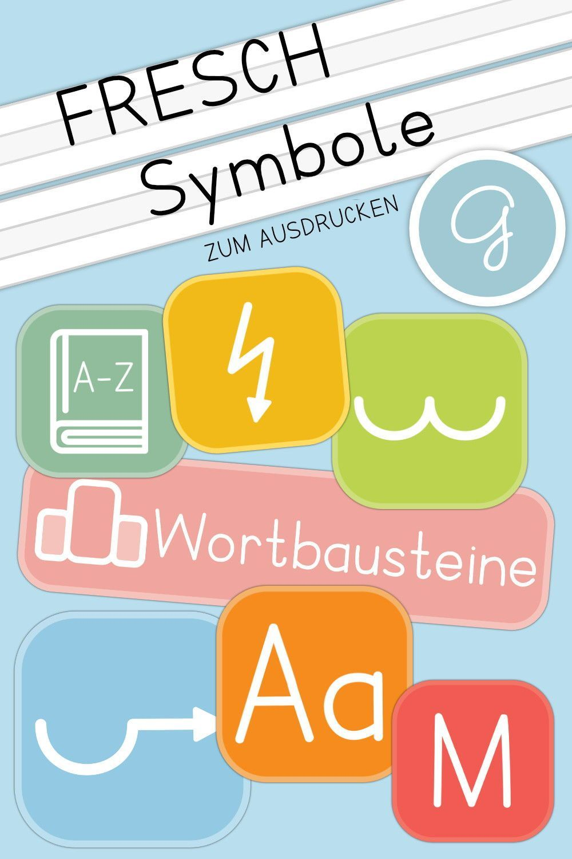 Symbol Lesen Grundschule