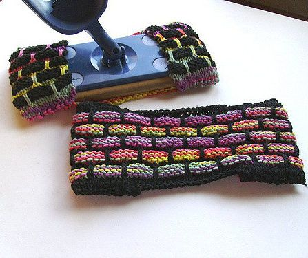 Free Knitting Pattern for Re-Usable Swiffer Cover - An ingenious yet ...