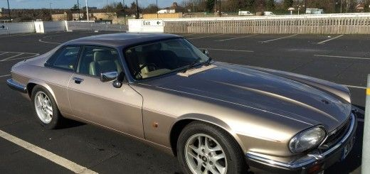 xjs :V12 automatic with large throttles