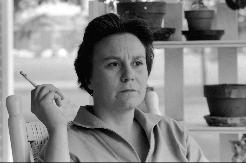 https://flic.kr/p/mYbaPN | Harper Lee younger | Here is a picture of the author as a younger woman.