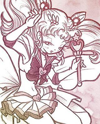 ♥Chibi protector of the moon....♥ Art by Keah ☆.。.:*・°☆.。.:*・°☆.。.°☆.。.:*・° #セーラームーン #月野うさぎ #kawii #animegirl  #naokotakeuchi #sailorminimoon #sailorchibimoon  #sailorchibiusa #愛野美奈子 #animes  #kawaiianimegirl  #chibimoon  #chibiusachan  #kawaiii #chibiusa #smalllady #animee  #chibid #sailormoon  #kawaiioftheday  #kawaiianime #animekawaii #otakus #otakulife #otaku4life #otakuanime #otakuart #otakufan #otakulove #sailormooncrystal ☆.。.:*・°☆.。.:*・°☆.。.:*・°☆.。.:*・°.