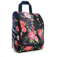 a80ec33698ed Luxury Wash Bag Toiletries Travel Make Up Mens Ladies Hanging Folding