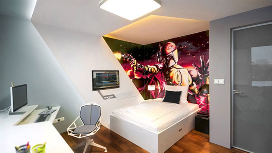 Bedroom Designs Video 47+ epic video game room decoration ideas for 2017 | game rooms