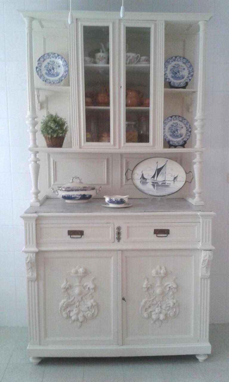Fotos De Muebles Pintados Con Chalk Paint Fotos De Muebles  # Muebles Gastados