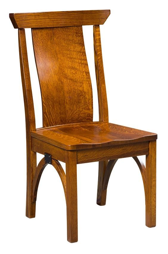 Amish Ellis Dining Chair Create interest in your dining ...