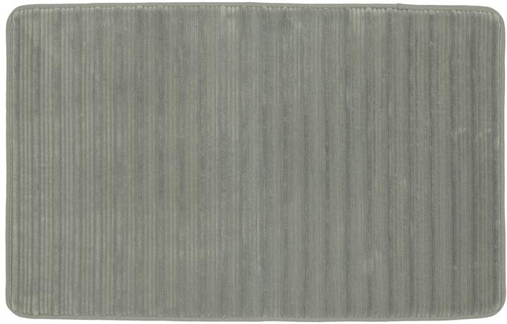 Mohawk Home Hi Low Stripe Memory Foam Bath Rug Products Mohawk