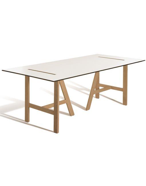 Mesa De Trabajo Mesana Dih La Tienda De Muebles Online Mesas De Trabajo Muebles De Comedor Mesas De Madera