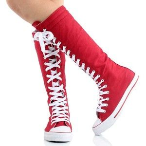 Shop for converse knee high tops. The best choice online for converse knee high tops is at dexterminduwi.ga where shipping is always free to any Zumiez store.
