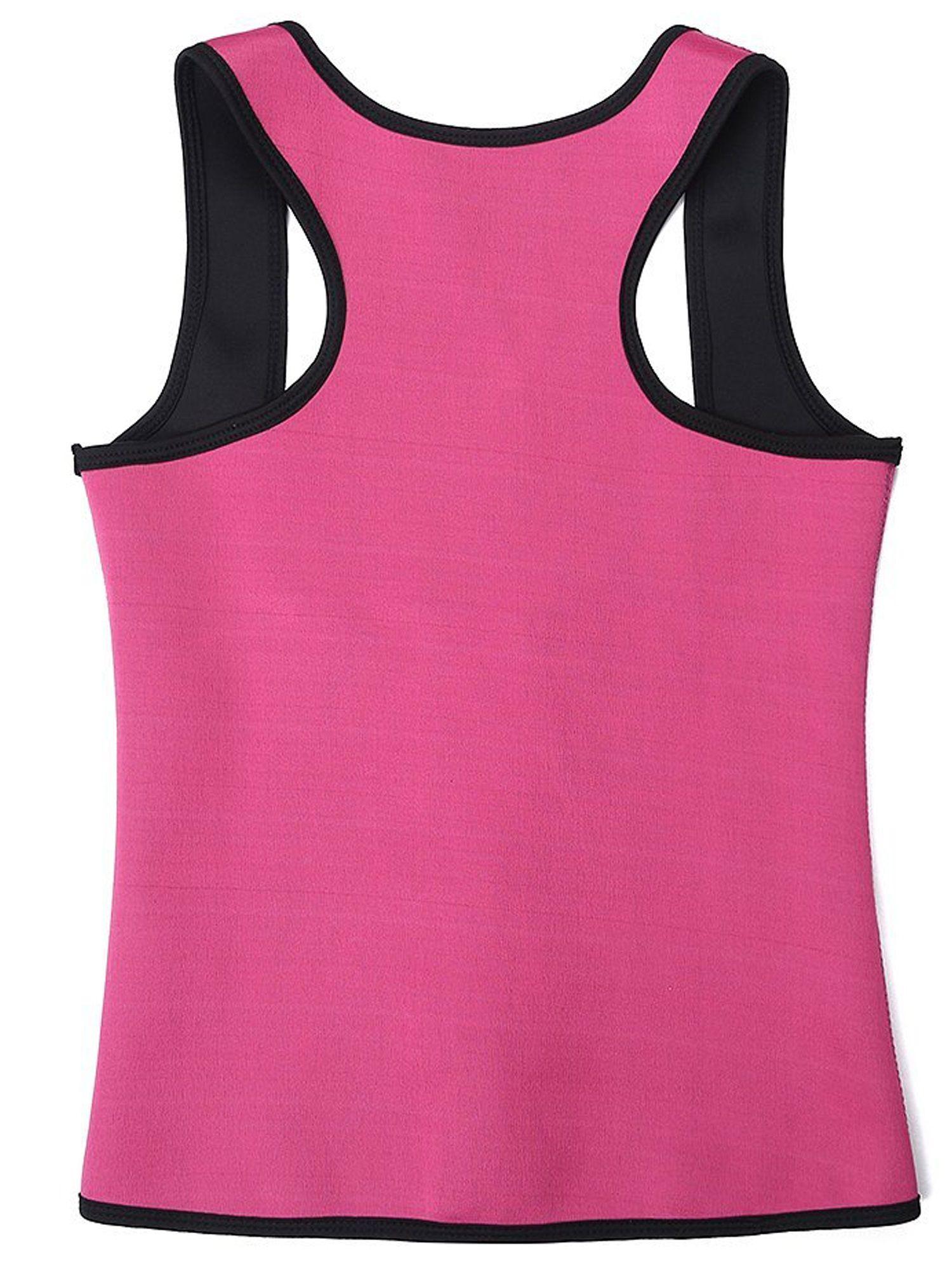 c9aaf41381d SAYFUT Women s Shapewear Slimming Vest Waist Trainer Body Shaper Corset Hot  Sweat Neoprene Weight Loss Tank Top Tummy Control Sauna Suit Trainer
