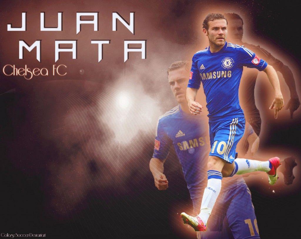 Juan Mata Chelsea 2012-2013 HD Best Wallpapers