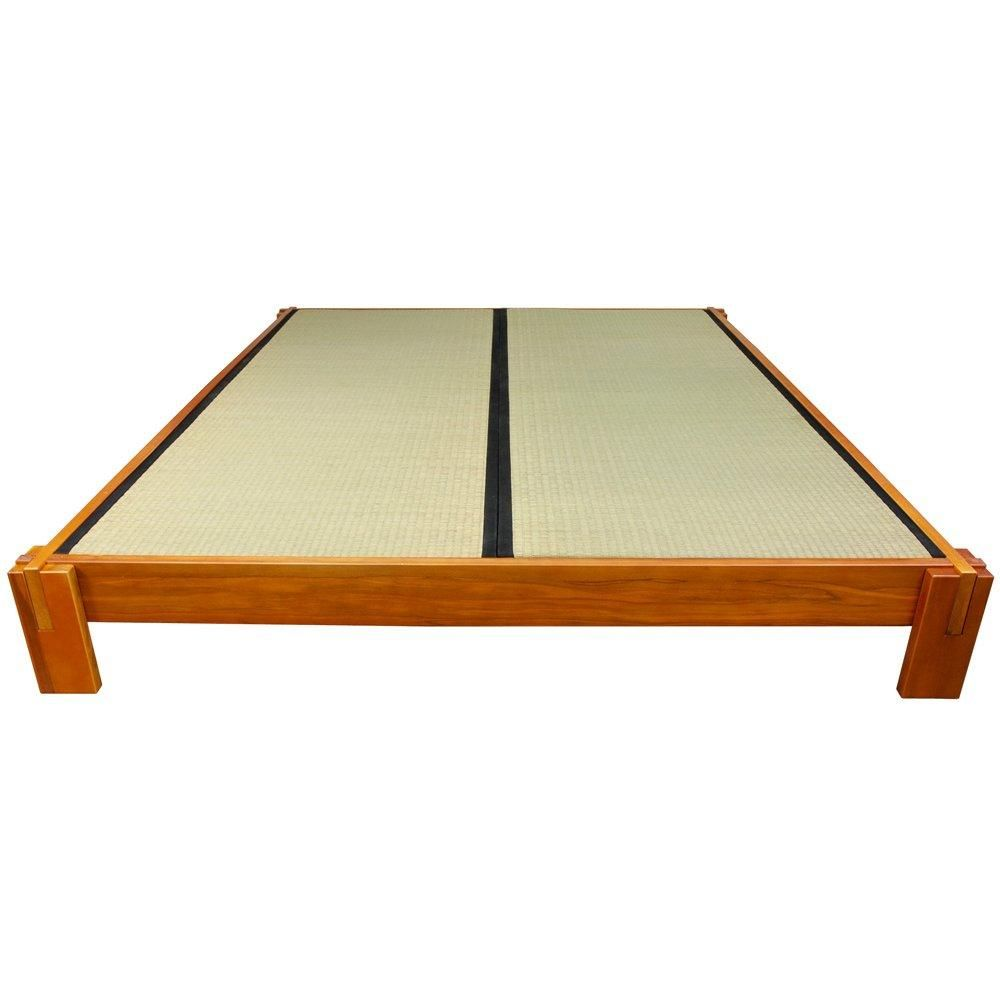 corner joints at the corners tatami platform bed honey
