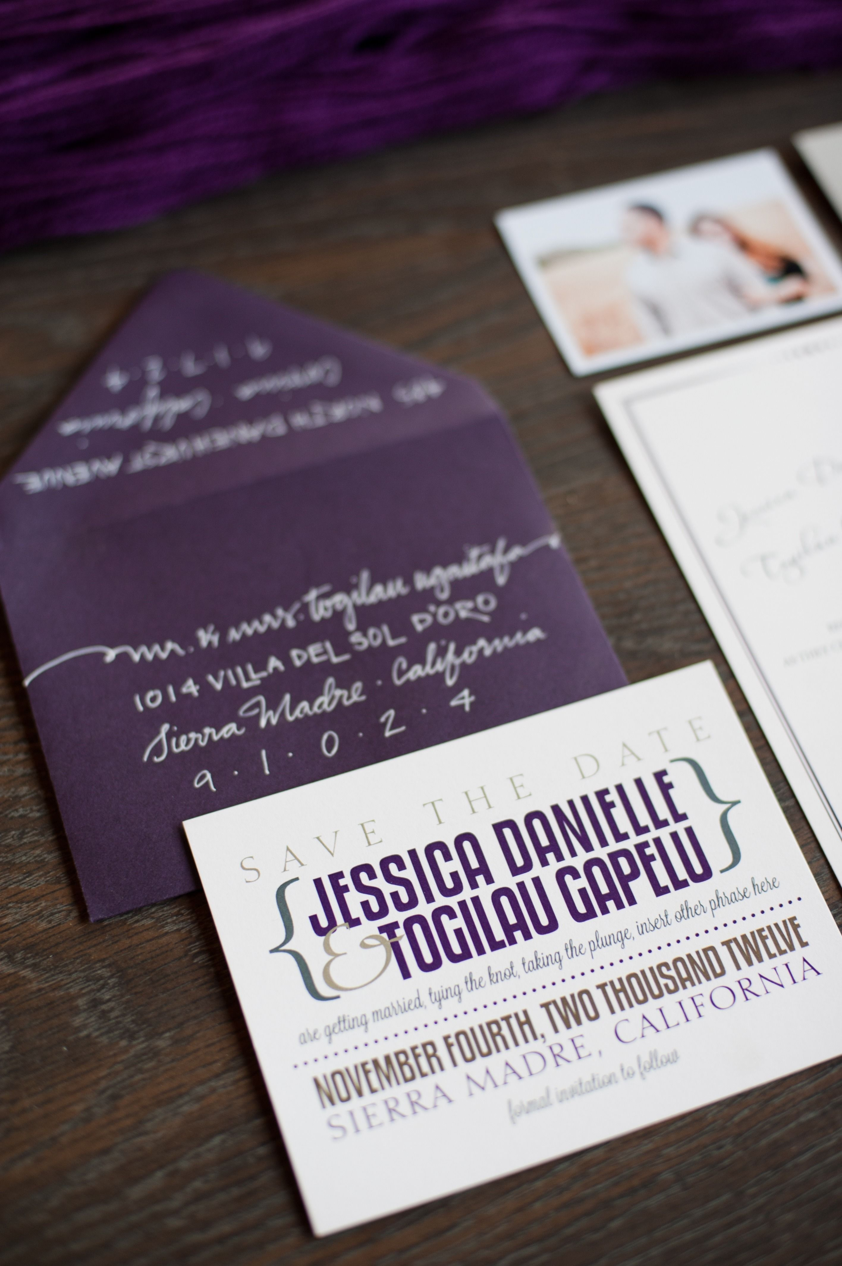 Purple Villa Del Sol D Oro Estate Wedding In Sierra Madre Ca Purple And Silver Wedding Silver Wedding Invitations Estate Wedding