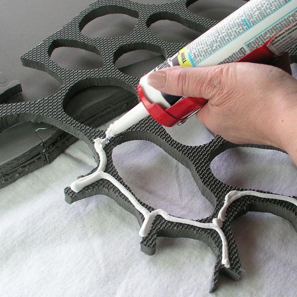 How to make a moss shower mat moss bath mats and bath mat for Make a moss bath mat