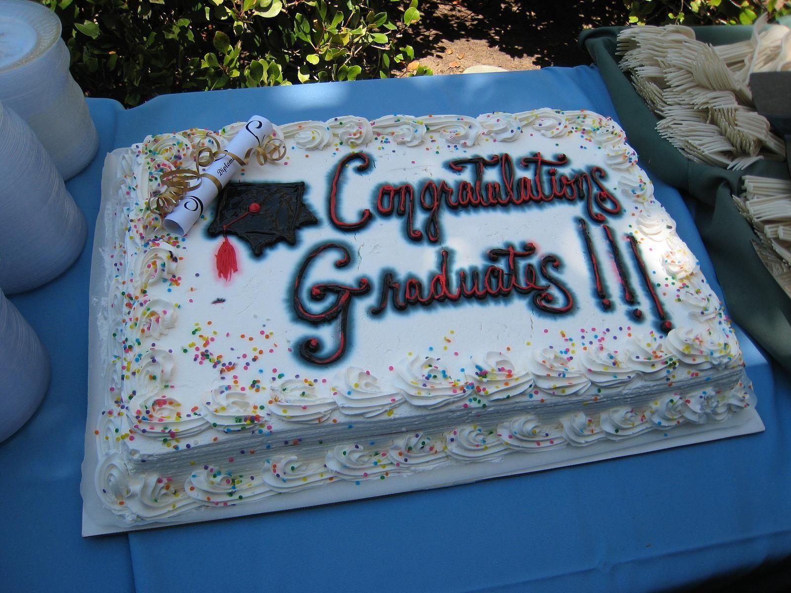 Graduation Sheet Cakes Make Cake Decoration And Cake