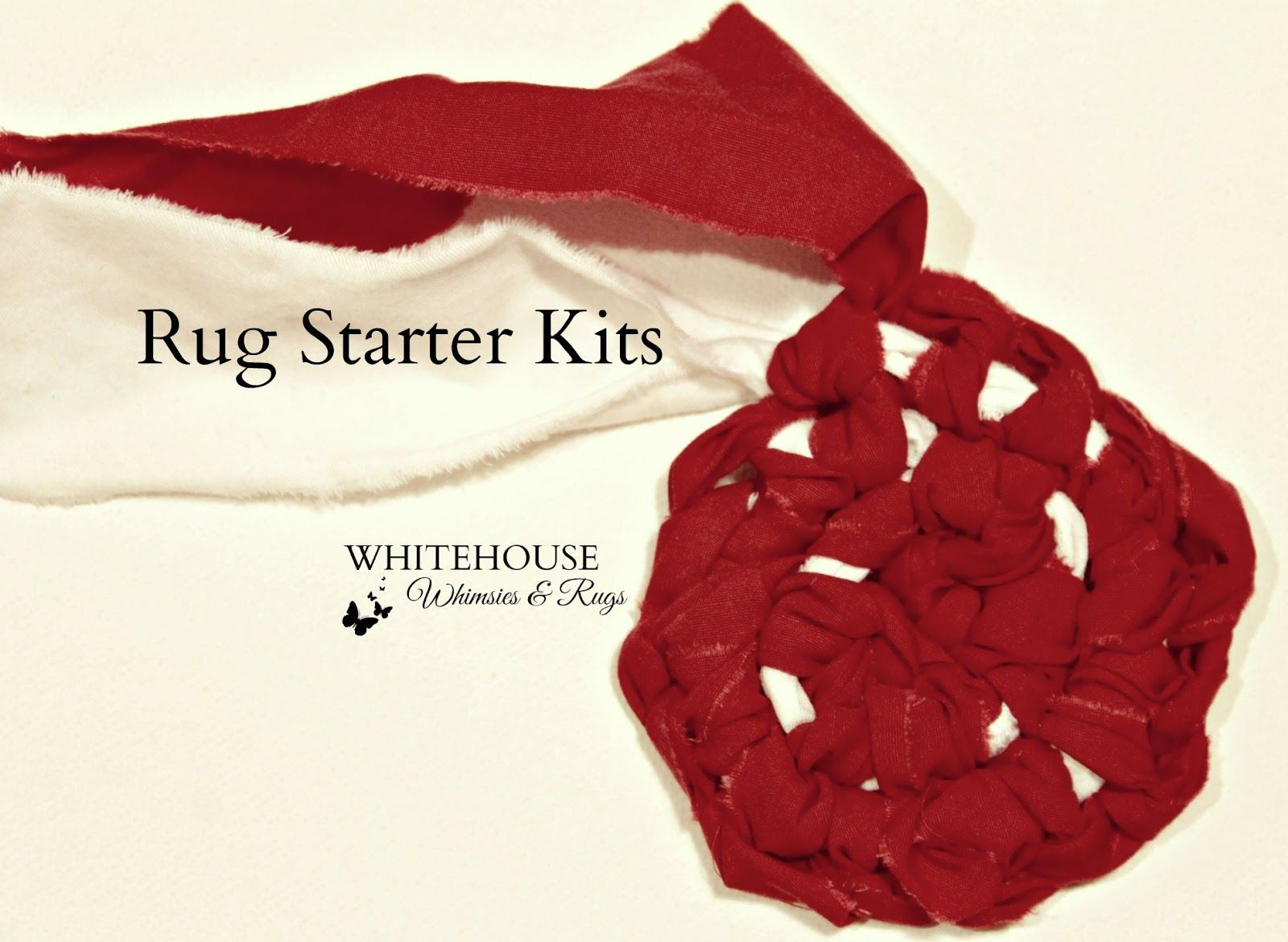 Amish Knot Rag Rugs are also known as Toothbrush Rugs because years ...