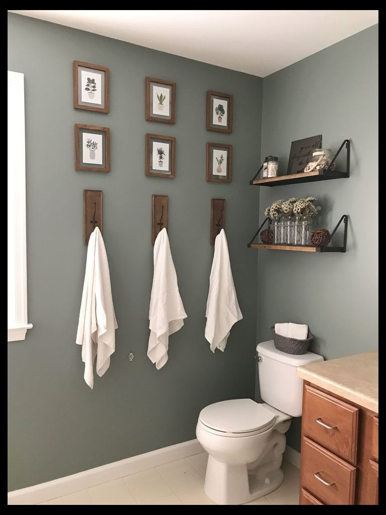40 Best Bathroom Renovation Ideas Small Bathroom Remodel On A Budget Bathroom Re Bathroom Paint Color Schemes Bathroom Color Schemes Small Bathroom Colors