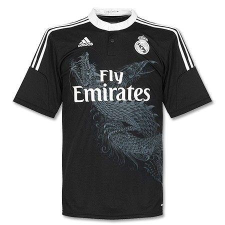 Camiseta Del Real Madrid 2014 2015 3era Realmadrid Dragon Camisetas Tienda De Futbol Real Madrid