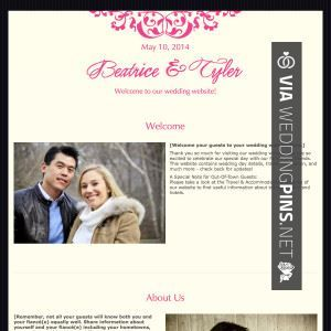 How To Set Up A Wedding Website Check Out More Great
