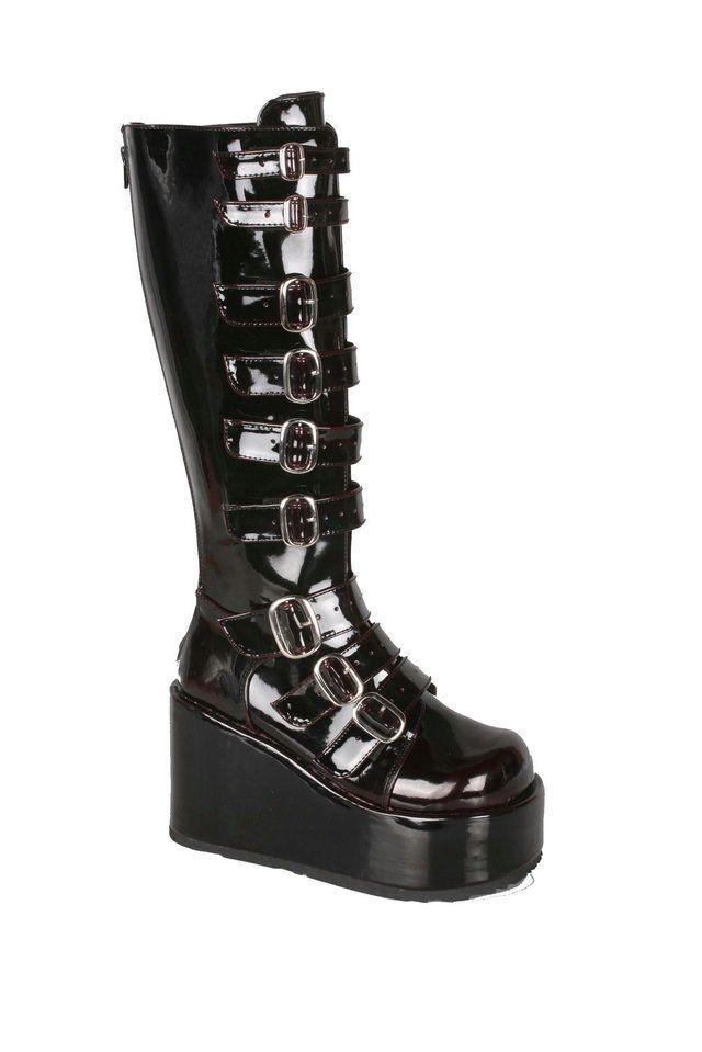 NCIS Abby Sciuto Boots 4 Platform Gothic Munster Demonia