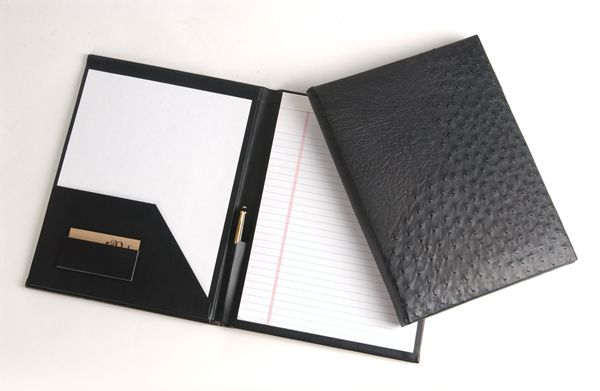 interview binder portfolio gallery