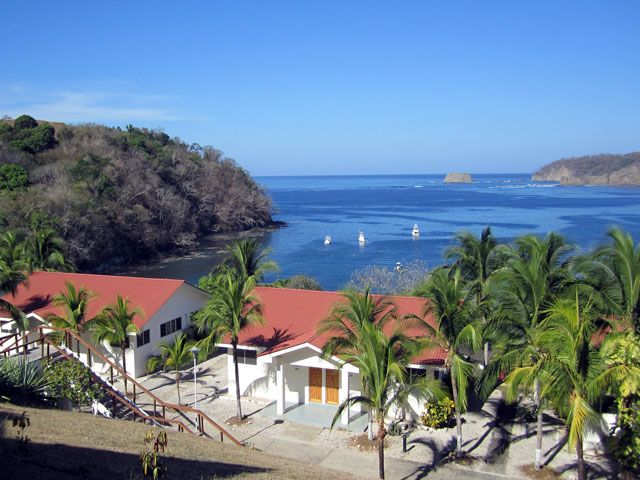 Hotel Guanamar Carrillo Beach Costarica Monteverdetours