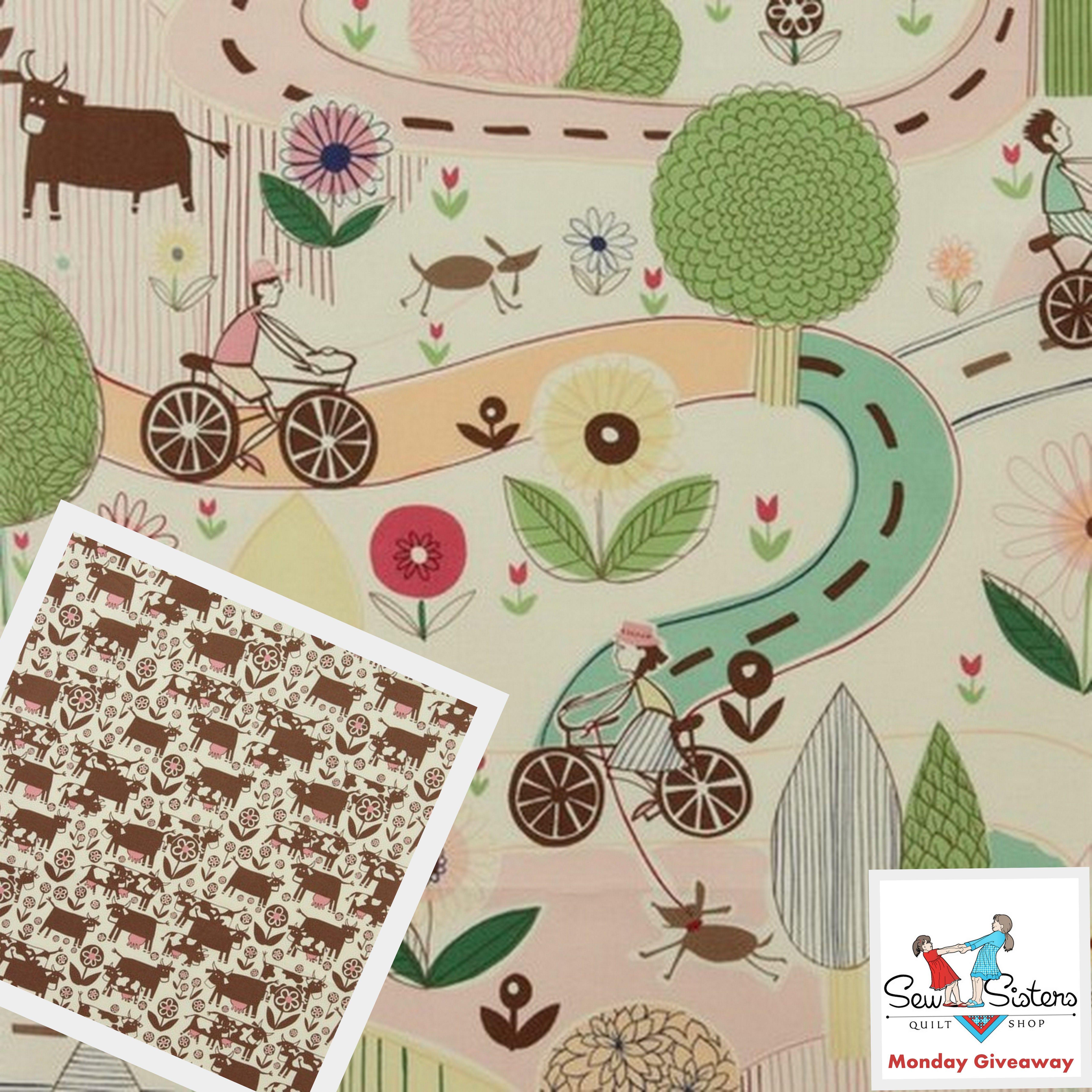 Half metre each of Monkey's Bizzness from Alexander Henry Fabrics ... : sew sisters quilt shop - Adamdwight.com